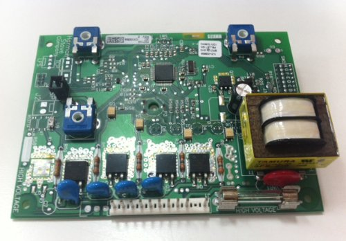 Control Board, by Harman 1-00-05886 it is Compatible with The: Advance, Accentra FS & Insert, P35I, P43, P61A, P68, XXV