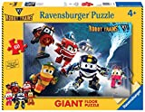 Ravensburger Italia 05540–Robot Trains Puzzle de 60Piezas