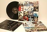 U2, Achtung baby. WITH LYRIC INSERT. Top copy. Very rare. First UK pressing 1991. Matrix stamp. A8-U, B1. Island