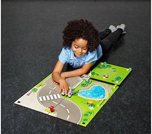 LEGO Heartlake City Spielmatte - Spiele Friends Sammlung und zeige sie Allen!