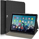 Toscido Universal Hülle für 10 Zoll-Tablet-kompatibel mit X109, M863, X104, X108 Tablet - Schwarz