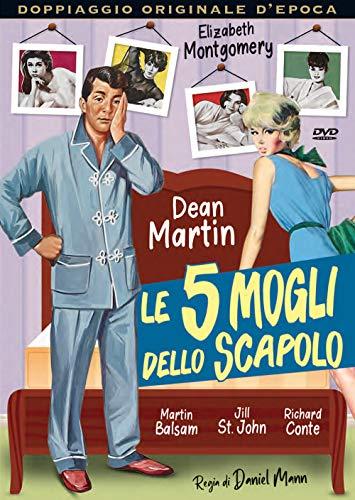 Le 5 Mogli Dello Scapolo (1963)