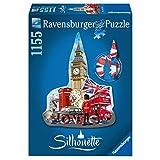 Ravensburger London silhouette