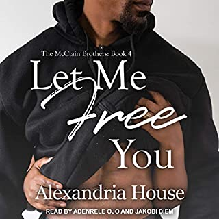 Let Me Free You audiobook cover art