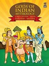 GODS OF INDIAN MYTHOLOGY - LORD GANESH, LORD SHIVA, HANUMAN, KRISHNA