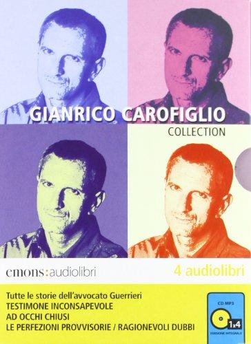 Tutte le storie dell avvocato Guerrieri letto da Gianrico Carofiglio. Audiolibro. 4 CD Audio formato MP3. Ediz. integrale