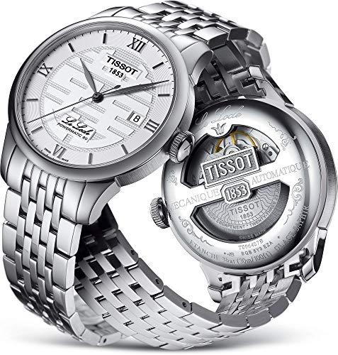 Tissot LE LOCLE DOUBLE HAPPINES POWERMATIC 80 T006.407.11.033.01 Reloj Automático para hombres