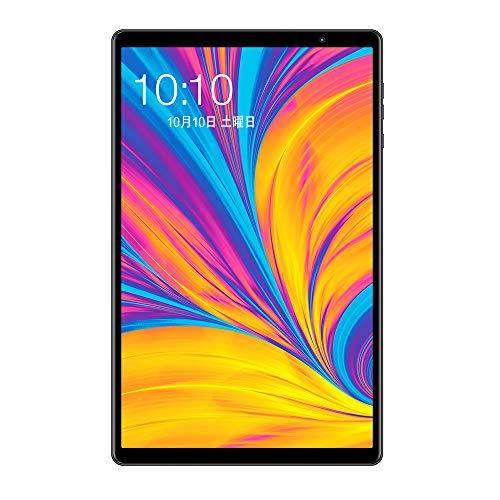 TECLAST P10HD タブレット 10.1インチ Android 9.0 RAM3GB/ROM32GB、通話SIMタブレットPC 8コアA55プロセッサー 1920*1200フルHD IPS 2.5Dタッチスクリーン GPS 2.4G-5GWiFi Bluetooth 5.0 HDデュアルカメラ 6000mAh