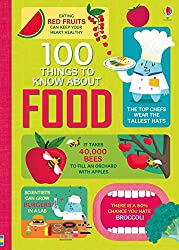 100 things to know about food book