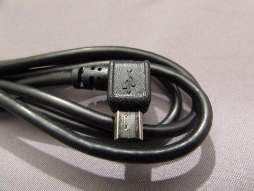 Cable USB para TOMTOM GPS con conector de 90 ° a la energía y conectar a un PC a través de USB para navegación Tom Tom Serie ONE XL HD Traffic Regional Europa, Go Go Serien 520 720 740 750 Ir 940 950