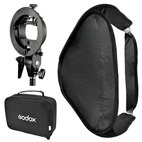 Difusor para Câmeras DSLR, Godox, Preto