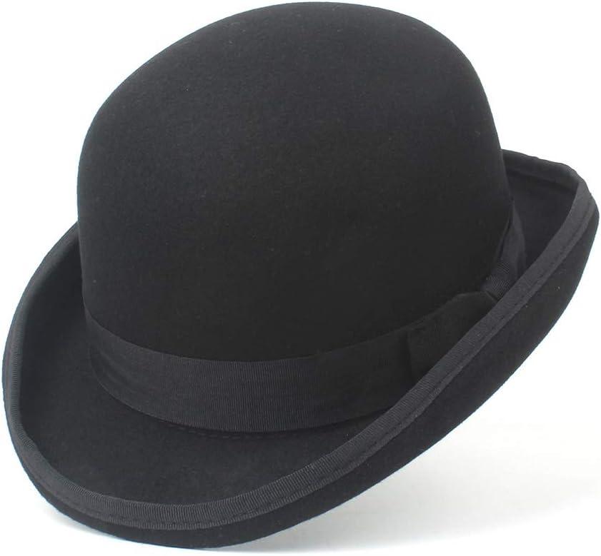 TWEITIE Men's Wool overseas Bailey Ofhollywood Max 84% OFF C Fedora for Gentleman Hat