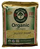 17.6 Ounce Mutter Organic Chemical Freie Jaggery Pulver - USDA Certified -