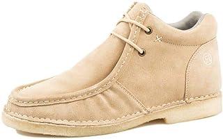 حذاء برقبة برباط للرجال من Roper مزود بفيونكة أرنولد جم سول