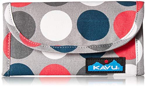 KAVU Women's Big spender Backpack, Got Dots, One Size