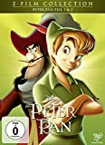 Peter Pan 2-Film Collection (Disney Classics, 2 Discs)