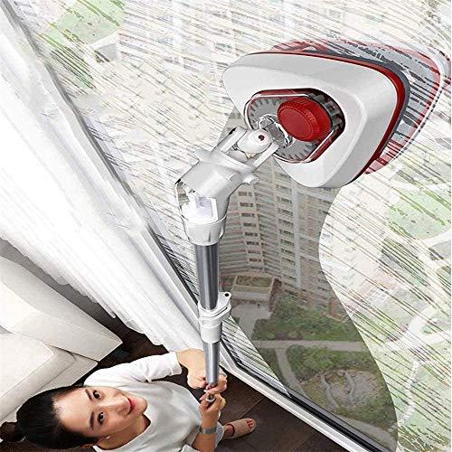 LANGYINH Fensterputzer Werkzeug Beidseitig Magnetischer Glasreiniger Scheibenwischer Für Einfach Doppelt Verglaste Hochhausfenster,Dicke 5-26 MM