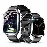 スマートウォッチ 2021 GPS スマートブレスレット 万歩計 歩数計 腕時計 24種類運動モード Bluetoothカメラ遠隔 smart watch カラースクリーン スマホ対応 天気予報 着信電話通知/SMS/Twitter/Line/アプリ通知
