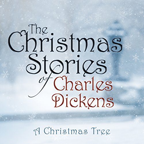 A Christmas Tree audiobook cover art