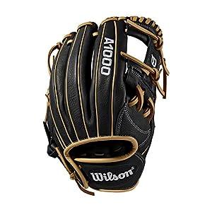 "Wilson A1000 1787 11.75"" Baseball Glove - Right Hand Throw"
