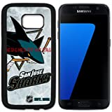 Samsung Galaxy 10 New Sharks SJ. Hockey Fashion Grip Anti-Slip Protective Shock Resistant Durable PC TPU by Mr Case