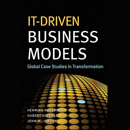 IT-Driven Business Models audiobook cover art