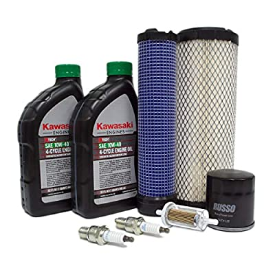 Tune Up Maintenance Kit for Kawasaki FX751V FX801V FX850V Engines 99969-6262A