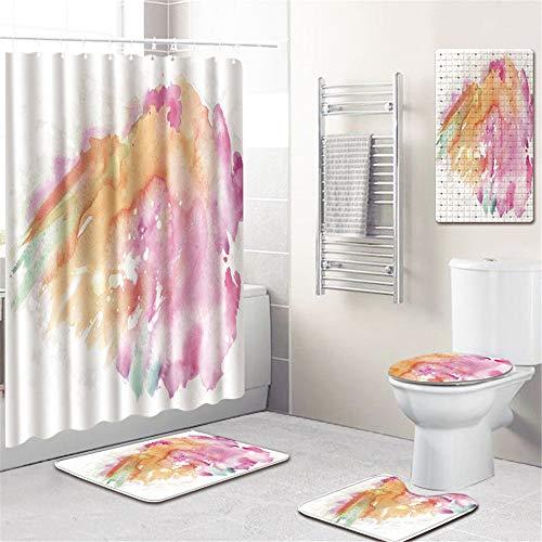 - Halloween-dusche Vorhang-set