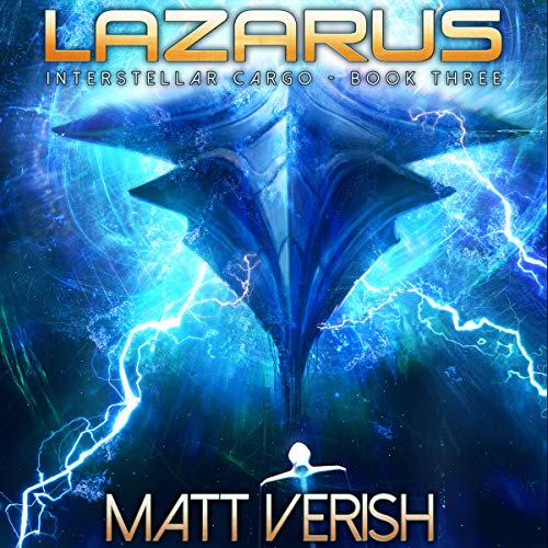 Lazarus audiobook cover art