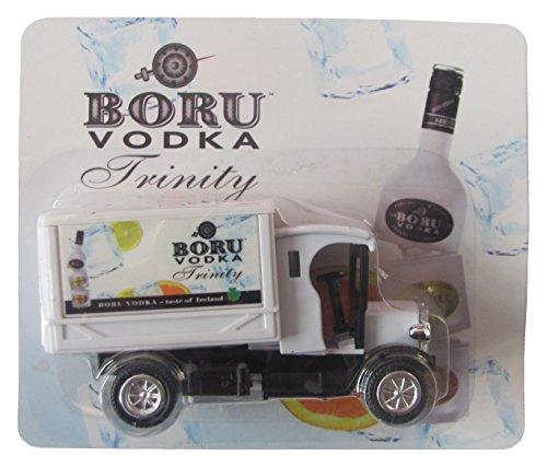Boru Vodka Nr. - Trinity - Dennis Delivery Van - Planenlieferwagen