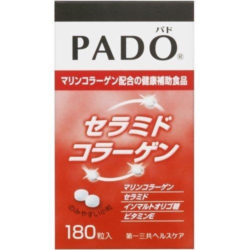PADOセラミドコラーゲン 180錠