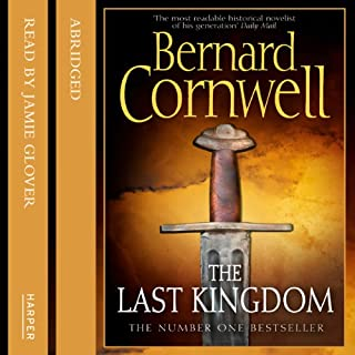 The Last Kingdom     The Last Kingdom Series, Book 1              By:                                                                                                                                 Bernard Cornwell                               Narrated by:                                                                                                                                 Jamie Glover                      Length: 5 hrs and 30 mins     46 ratings     Overall 4.6