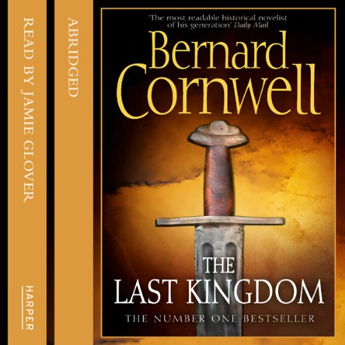 The Last Kingdom audiobook cover art