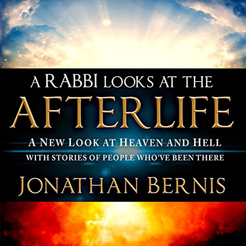 A Rabbi Looks at the Afterlife audiobook cover art