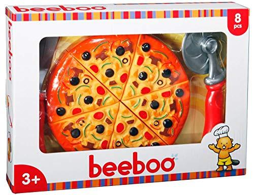 VEDES Großhandel GmbH - Ware - Vedes por Mayor - Productos 0045006981 - bek Pizza con los Accesorios, Juguetes Diferentes