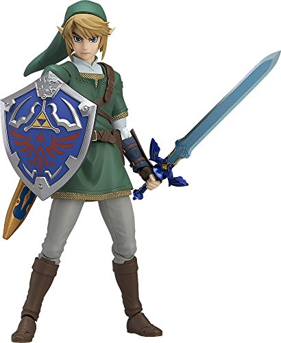 Good Smile Company g90227 Figma Link Twilight Princess Ver Figur