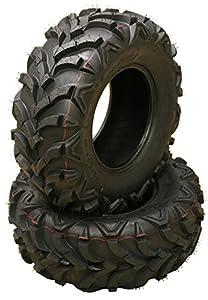 2 New AT MASTER ATV/UTV Tires 23x8-11 /6PR P341 - 10147