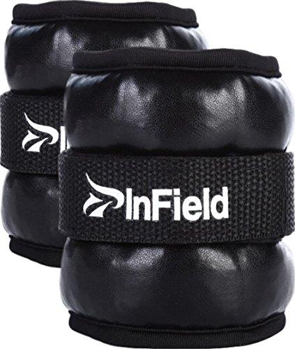 (InField) アンクルウェイト リスト 筋トレ ウォーキング ダイエット エクササイズ 体幹トレーニング リス...