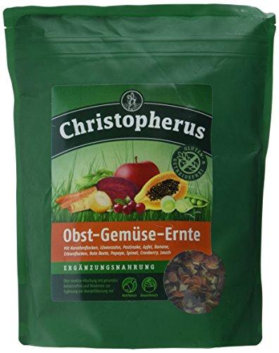 CHRISTOPHERUS Obst-Gemüse-Ernte, 1er Pack (1 x 1.25 kg)