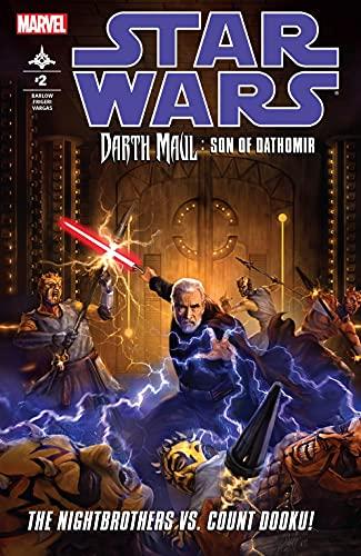 Star Wars: Darth Maul - Son of Dathomir (2014) #2 (of 4) (English Edition)