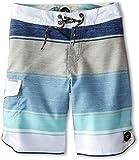 Rip Curl Kids Boy's All Time Boardshorts (Big Kids) Khaki 23 (10S Big Kids)