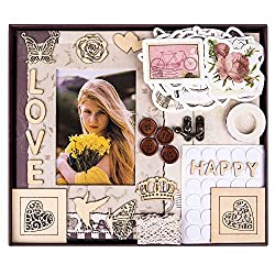 8 X Scrapbook Layouts