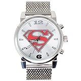 Superman Symbol Reloj con cadena de metal