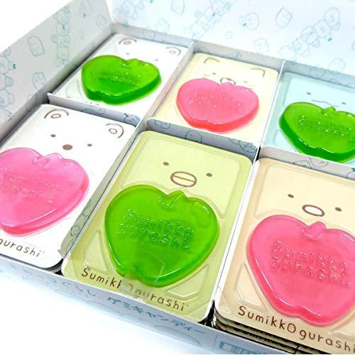 すみっコぐらしグミ キャンディー サンリオ 丹生堂 36個入り×5箱