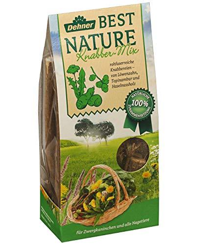 Dehner Best Nature Nagersnack, Löwenzahn Mix, 90 g
