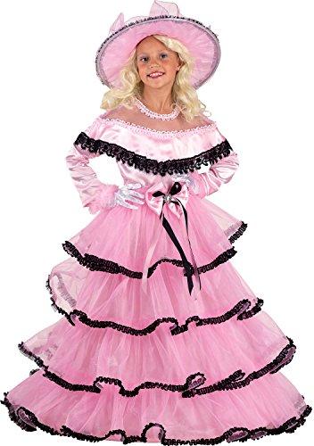 Chiber - Costume Via col vento Rossella O'Hara (Taglia 6)