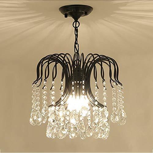 Moderne kroonluchter moderne kandelaar hanglamp slaapkamer verlichting eetkamer decoratie hanglamp kwast 1 vlam E14 efficiëntieklasse