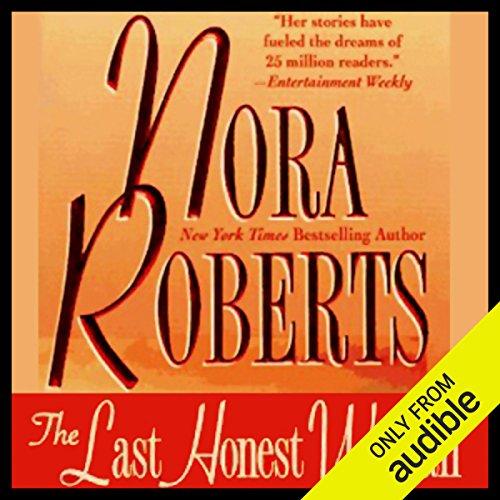 The Last Honest Woman audiobook cover art