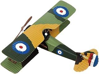 飛行機モデル1:72フランスSPADXIII飛行機モデル第一次世界大戦ダイキャスト軍用複葉機コレクションアートクラフト(飛行機モデル装飾飛行機モデル