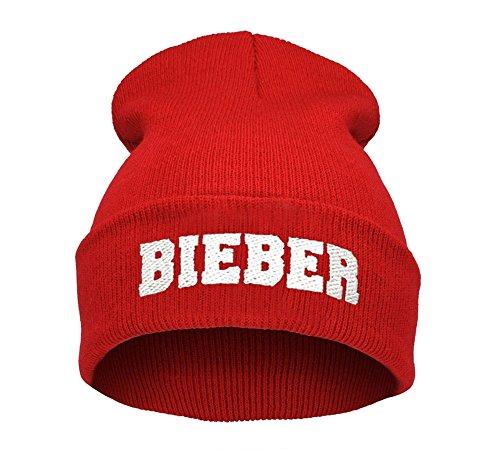 Beanie hat Bonnet Fashion Jersay Oversize Bad Hair Day Diamond Wasted Bieber
